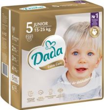 Подгузники Dada Extra Care Junior №5 (15-25 кг) 28шт.