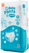 Трусики HONEST GOODS Baby Pant Junior+ №6 (15+ кг), 610мл, 36шт.