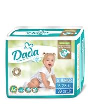 Подгузники Dada Extra Soft junior №5 (15-25 кг) 39шт.